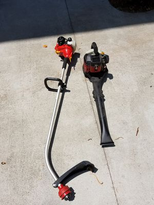 Weed whacker and leaf blower for Sale in San Diego, CA