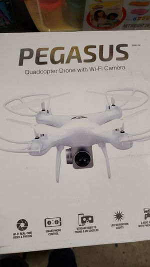 Pegasus quadcopter drone with Wi-Fi camera for Sale in Riverside, CA