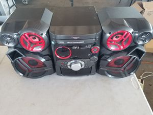 Panasonic Stereo System for Sale in Pantego, TX