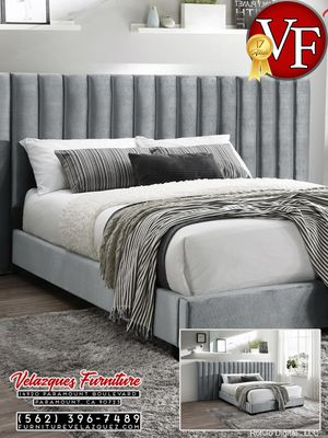 **KEEPER** JARDIN WALL BED QUEEN (mattress not included) $425 for Sale in Ontario, CA