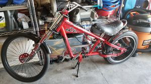 Chopper bike occ cruiser for Sale in NEW PRT RCHY, FL
