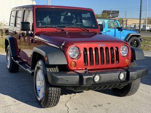 2013 Jeep Wrangler Unlimited 4x4 for Sale in Orlando, FL
