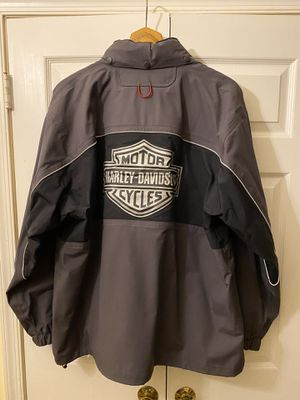 Harley-Davidson Rain Jacket. XL for Sale in Silver Spring, MD