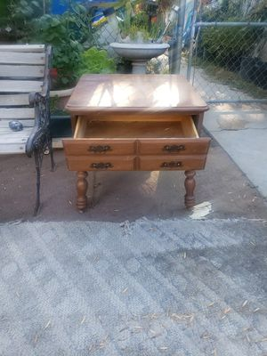 Antique table for Sale in Riverside, CA