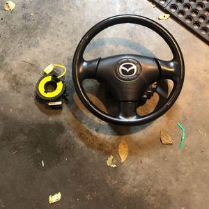 Mazda Protege5 Steering Wheel for Sale in Bonney Lake, WA