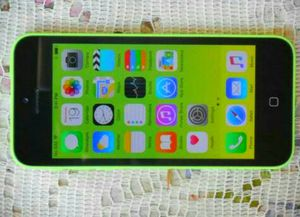 $250 - New Without Box Apple iPhone 5c 16GB Green Verizon/T-Mobile/Cricket/MetroPCS/AT&T Phone Clear ESN for Sale in Glendale, AZ