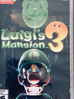 Luigi's Mansion 3 for Nintendo Switch for Sale in Huntington Park,  CA