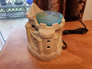 Scentsy sand castle warmer for Sale in Springfield, OR