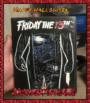 Friday the 13TH movies 1, 7, 8 and Final chapter. for Sale in Philadelphia, PA
