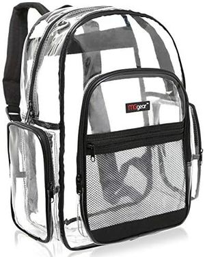 CLEAR BACKPACK for Sale in Los Angeles, CA