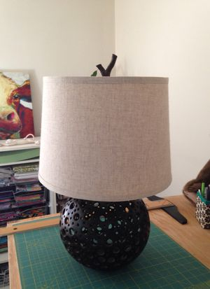 Table lamp for Sale in Richmond, VA