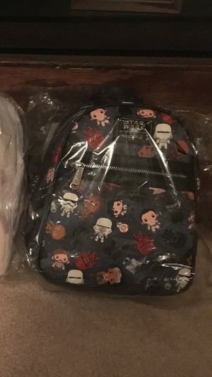 Star Wars Loungefly Funko Bag for Sale in Madera, CA