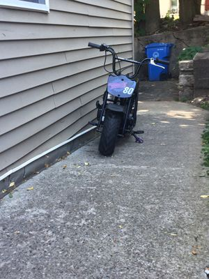 Monster moto mini bike (swapped 212) for Sale in New Britain, CT