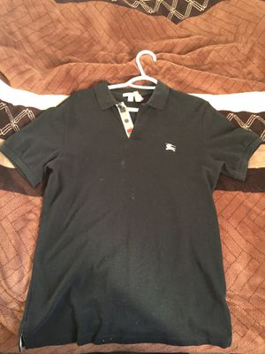 Polo shirt Burberry for Sale in Denver, CO