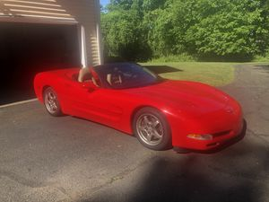 1999 Chevy corvette convertible 6 speed C5 for Sale in Ansonia, CT