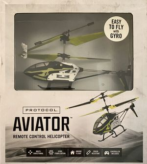 Aviator Remote Helicopter for Sale in Fresno, CA