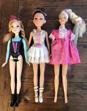 3 dolls all for $5 for Sale in Murrieta, CA