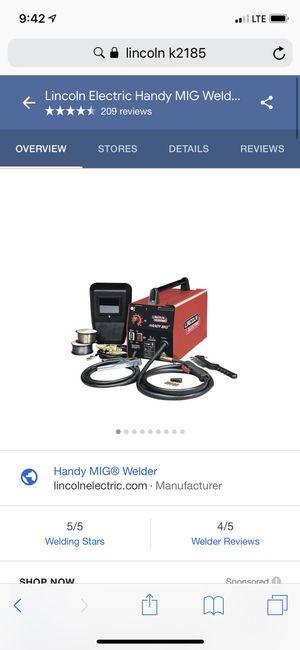Brand new welder machne for Sale in Orlando, FL