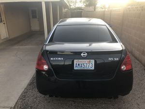 Nissan Maxima 05 for Sale in Chandler, AZ