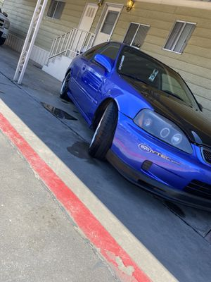 Honda Civic 2000 for Sale in Dinuba, CA