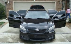 Amazing Toyota Camry black!!! for Sale in Tacoma, WA