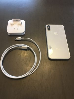 iPhone X 64gb unlocked for Sale in Kissimmee, FL