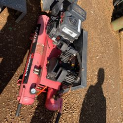 Apache Gas Powered Air Compressor for Sale in Portland,  OR