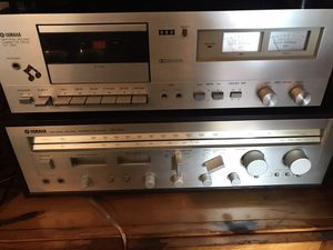 Yamaha stereo, 300$ today and today only for Sale in Maple Valley, WA