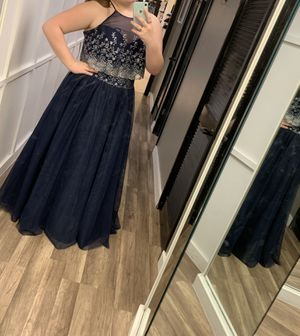 Navy Prom Dress for Sale in Louisville, KY