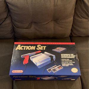 Nintendo Action Set — COMPLETE — for Sale in Oakton, VA