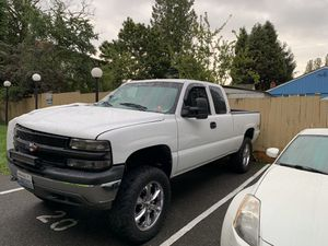 Chevy Silverado parts out ! for Sale in Seattle, WA