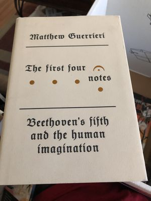 THE FIRST FOUR NOTES BEETHOVEN for Sale in Selma, TX