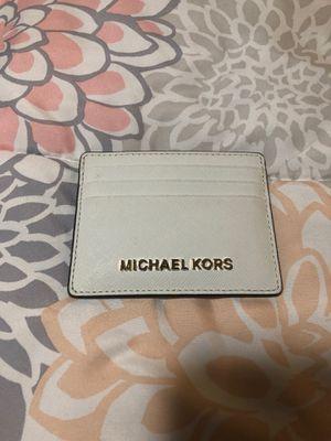 Michael Kors card holder for Sale in Tampa, FL