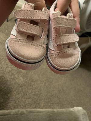 Pink vans for Sale in Fresno, CA