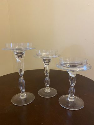 Candle holder sets for Sale in Hendersonville, TN