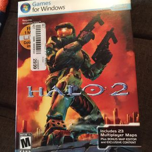 Halo 2 for PC for Sale in Littleton, CO