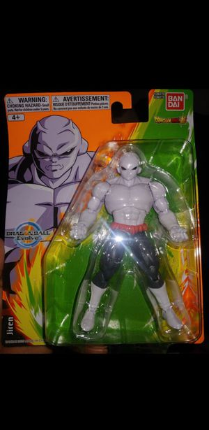 🐉 DRAGON BALL Z EVOLVE: Jiren new action figure by BAN DAI for Sale in Long Beach, CA