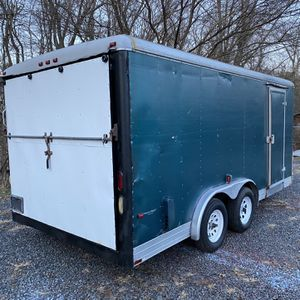 8x15 Enclosed Trailer for Sale in Watchung, NJ