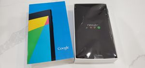 ASUS Google Nexus 7 Android Tablet 16GB 2GB RAM Like New in Box! for Sale in Phoenix, AZ