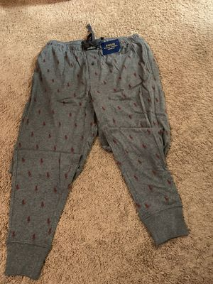 Mens Polo Lounge Pants Size Large for Sale in Atlanta, GA