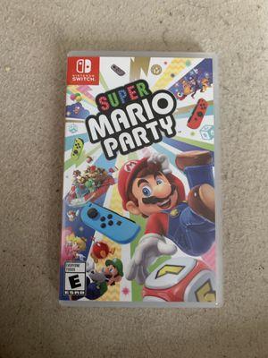 Super Mario party for Sale in Oak Harbor, WA