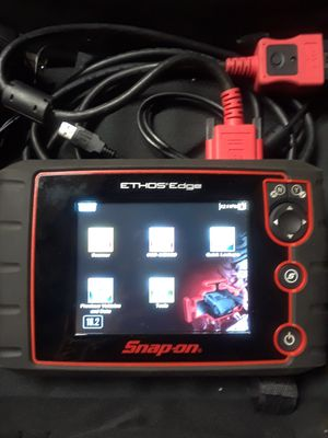 Snap on ethos edge scan tool for Sale in Havre de Grace, MD