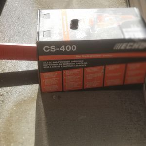 """Echo chainsaw cs-400 18""""Bar for Sale in Chicago, IL"""