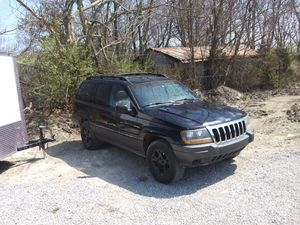 2002 jeep grand chereke 4x4 for Sale in Richmond, KY