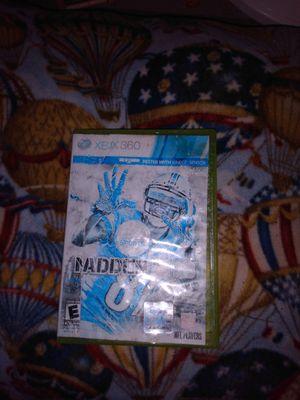Madden NFL 13 Xbox 360 game for Sale in Prairieville, LA
