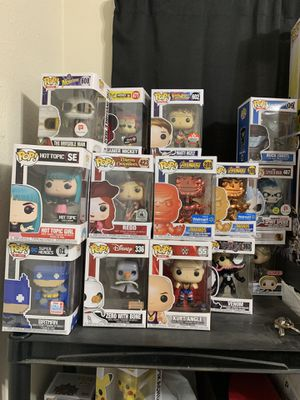 Funko pops for Sale in Houston, TX