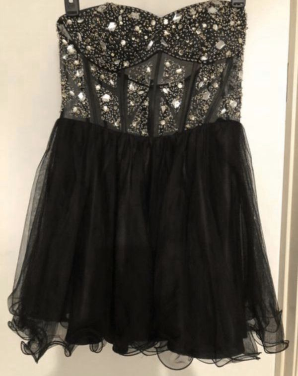 Prom dress, prom, Dress, formal, quince, wedding, size large, formal, size large,