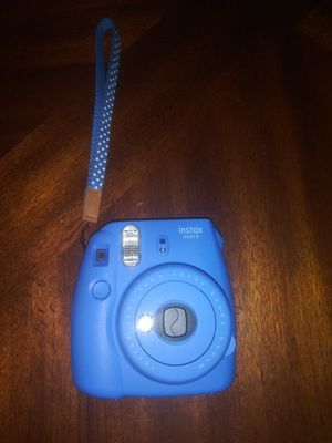 Instax camera with accessories for Sale in Davie, FL