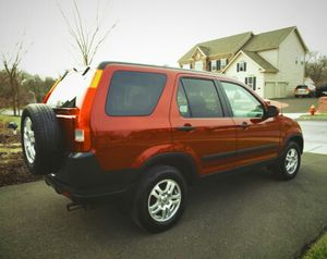 Low Mileage 2OO4 Honda EX CRV Runs Great for Sale in Pittsburgh, PA