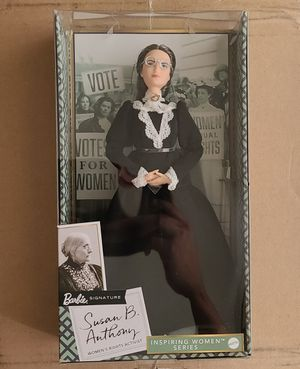 Susan B. Anthony Barbie for Sale in Los Angeles, CA